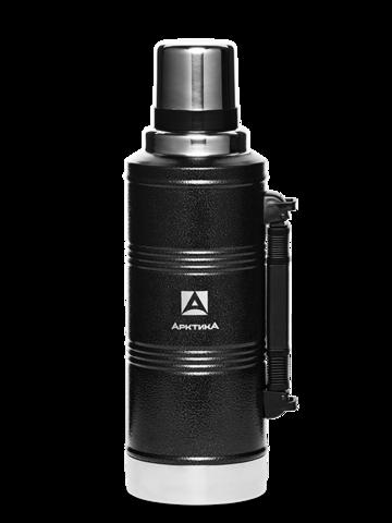Термос Арктика 106-2200Р (2.2 литра) Черный
