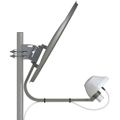 AX-2600 OFFSET 75 - облучатель для офсетного спутникового рефлектора