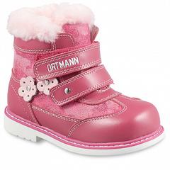 Детские зимние ортопедические ботинки ORTMANN Kids Bela 7.14.2