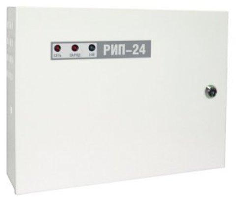 Источник питания резервированный РИП-24 исп. 02 (РИП-24-1/7М4)
