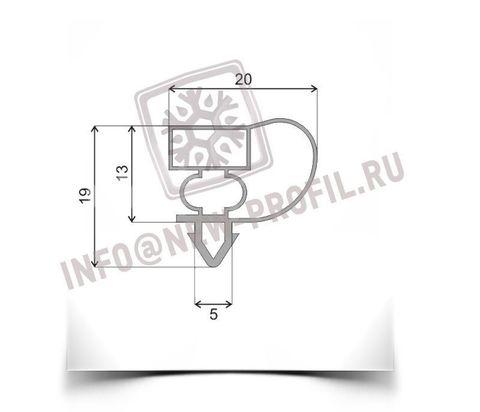Уплотнитель для барного холодильника Derby DK 9520. Размер 757*575 мм(004)
