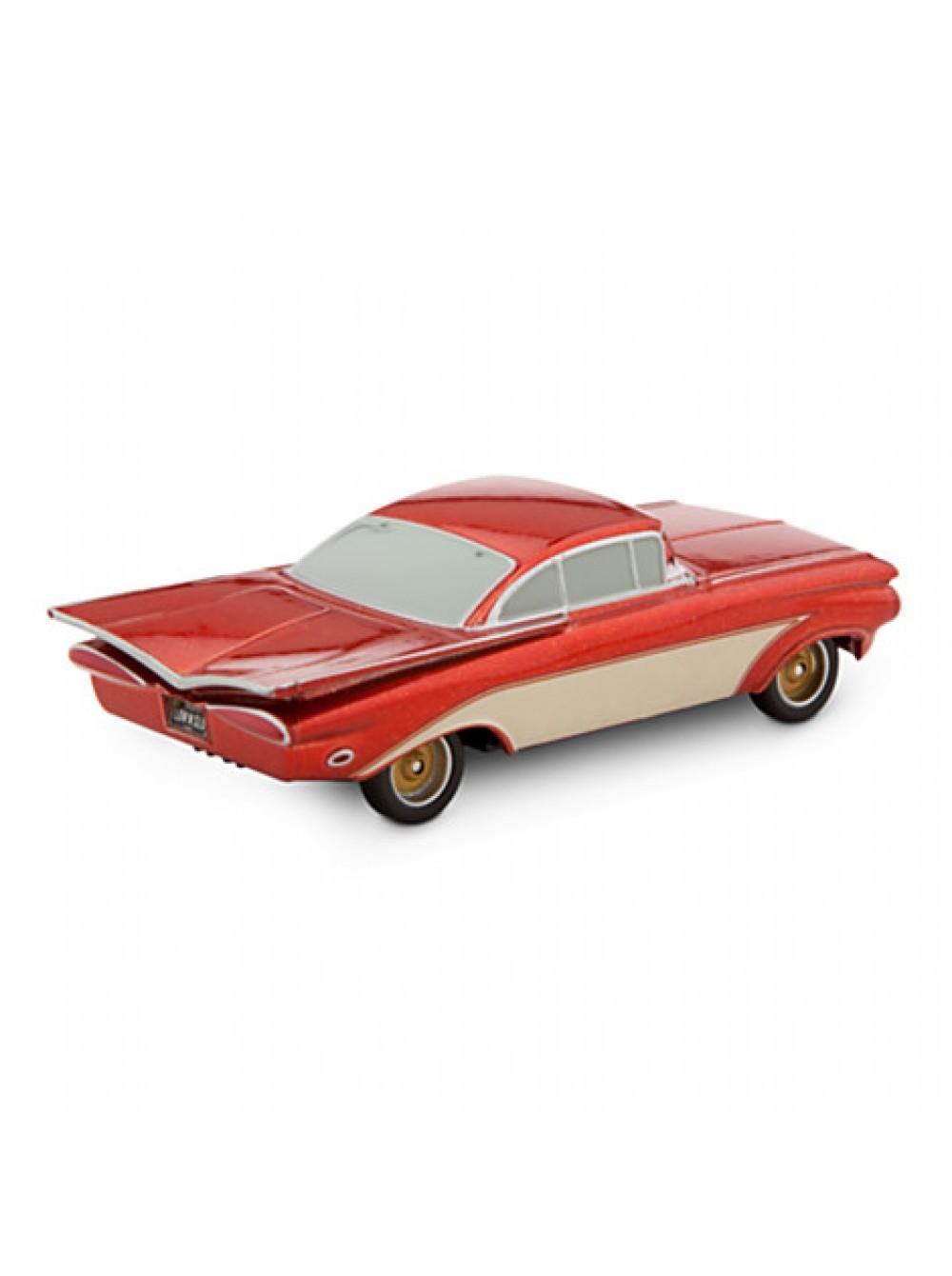 Машинка Рамон (Ramone) красная 12 см Тачки Дисней