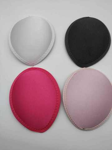 Основы для шляпок в форме капли 11*14 см. (выбрать цвет)