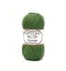ETROFIL GURME (100% Антипиллинг акрил,100гр/350м) 74023 - Зеленый