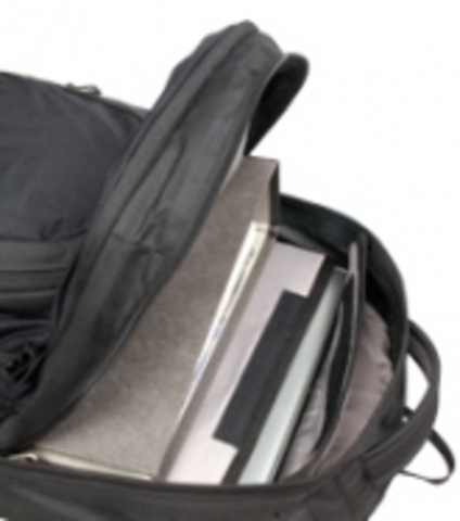 Картинка рюкзак школьный Deuter Graduate Black - 4