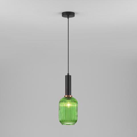 Подвесной светильник 50181/1 зеленый