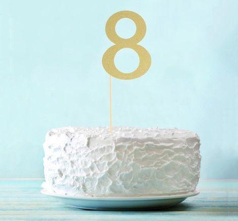 Топпер — украшение для тортов