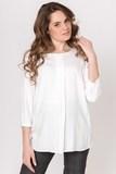 Блузка для беременных 01401 индиго