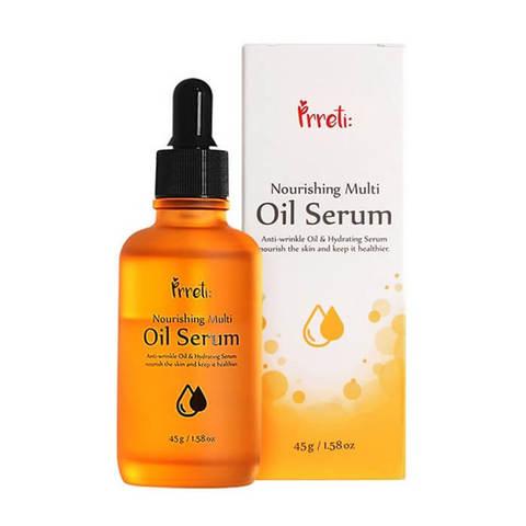 PRRETI Сыворотка для лица комплекс масел Multi oil  serum