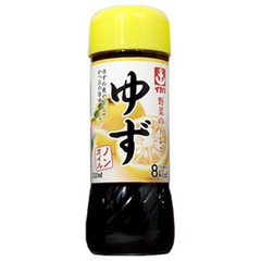 Цитрусовый соус IKARI дрессинг с японским мандарином юдзу для салата и овощей 200 мл