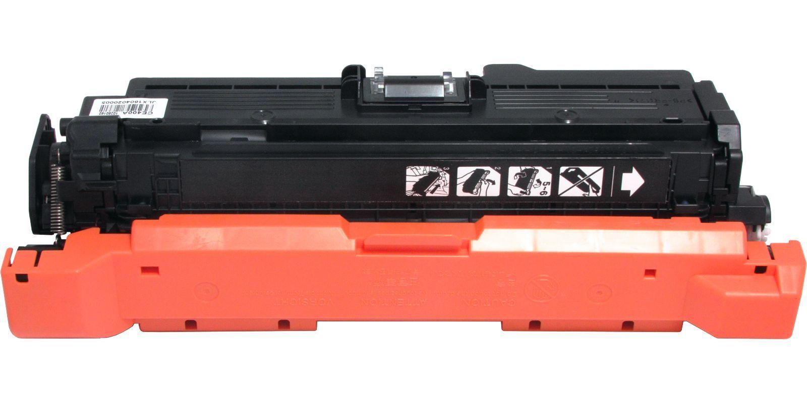 Картридж лазерный цветной MAK© 507A CE400A черный (black), до 5500 стр.