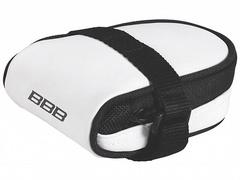 Велосумка BBB RacePack matt white