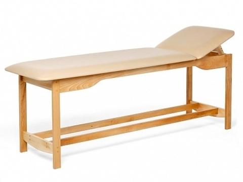 Кушетка медицинская физиотерапевтическая КМФ (бук) - фото