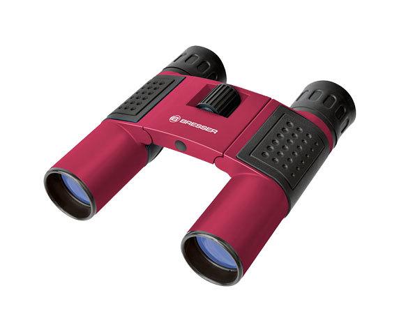 Компактный бинокль Bresser Topas 10 25 Red