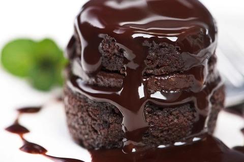Ганаш Черный Шоколад (на базе натурального бельгийского шоколада (41%)