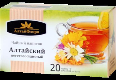 Чай вегетососудистый алтайский