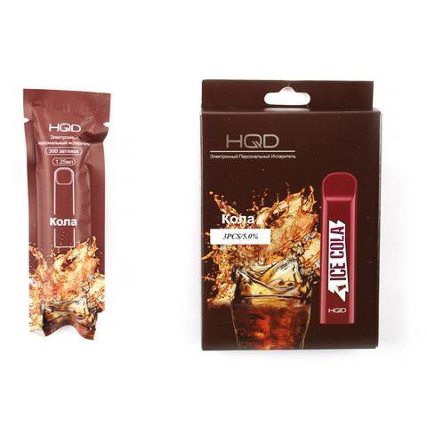 Одноразовая электронная сигарета HQD Cola (Кола)
