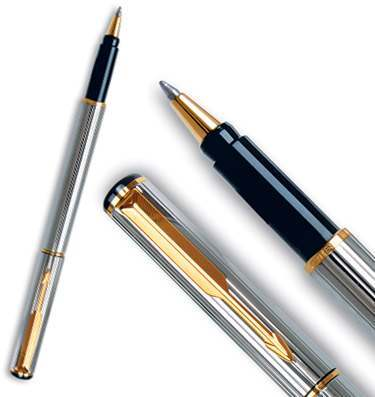 Parker Rialto K91 Silver Plated (S0151450)