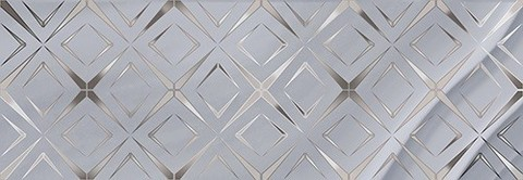 Декор Agat Lux Blue  242х700