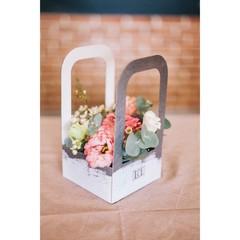 Коробка-переноска для цветов