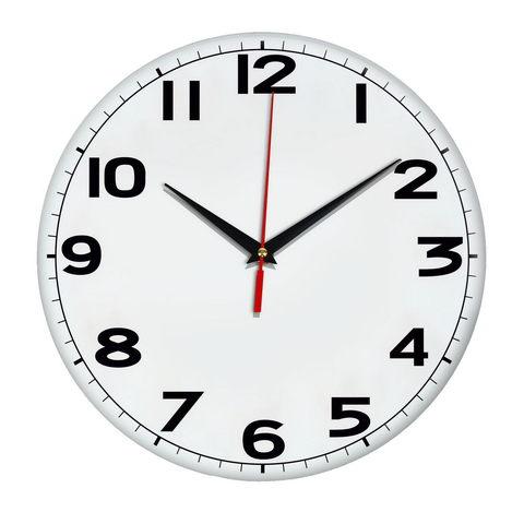 Настенные часы Ideal 905 белые