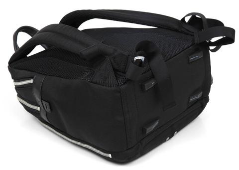 Рюкзак Piquadro Link, черный, 29х34,5х14 см, 14 л