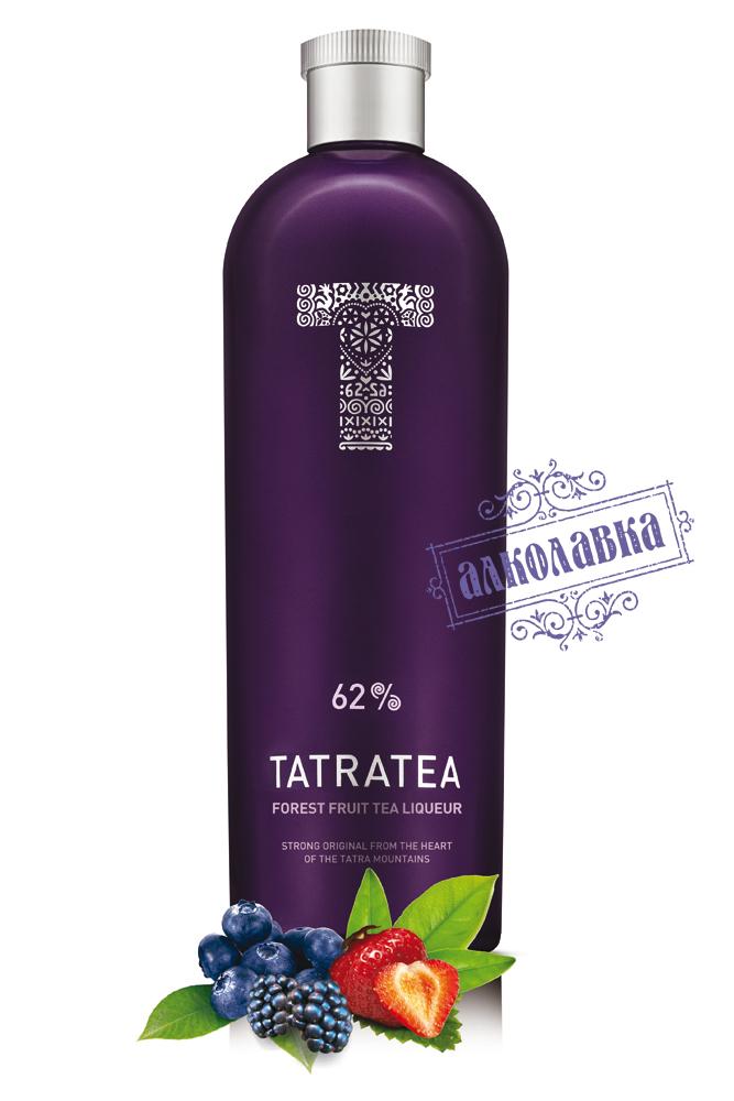 TATRATEA Лесная ягода (62%)