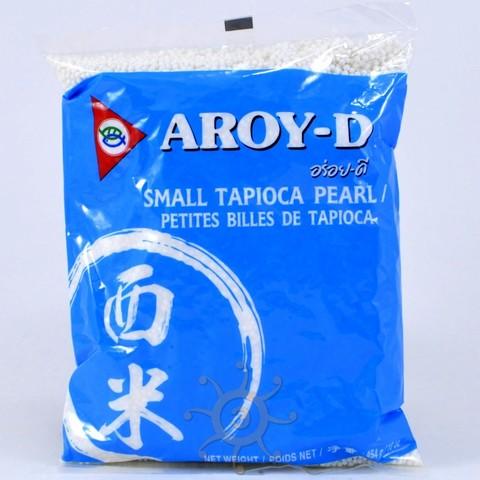 Тапиока (саго) шарики маленькие Aroy-D, 454г