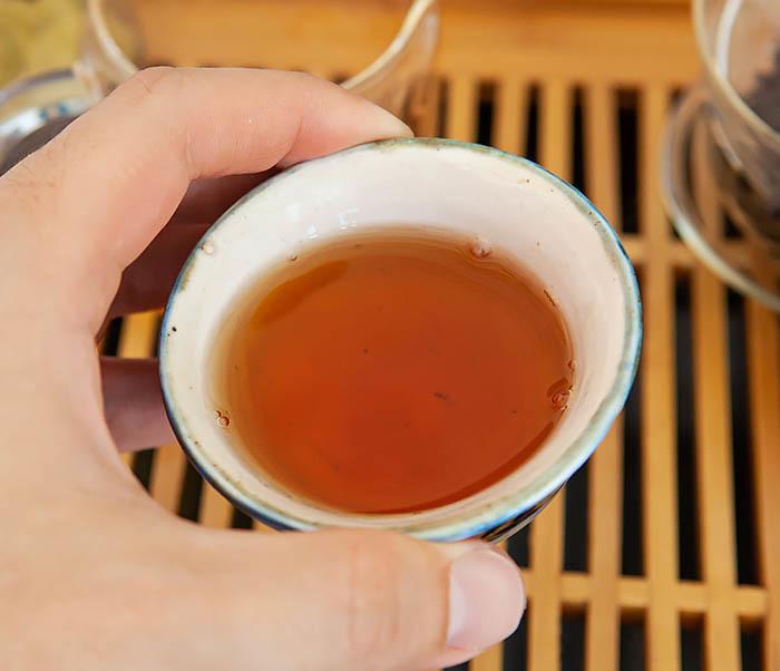 TEA-TAW101 Чай улун «ГАБА» Алишань (Тайвань, 50 гр) фото 15