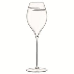 Набор из 2 бокалов для шампанского Signature Verso Tulip 370 мл, фото 2