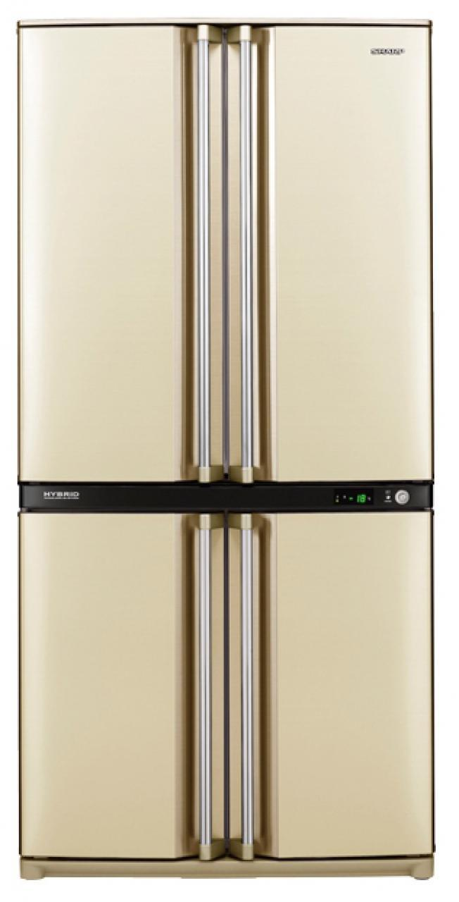 Холодильник side-by-side Sharp SJ-F95 STBE