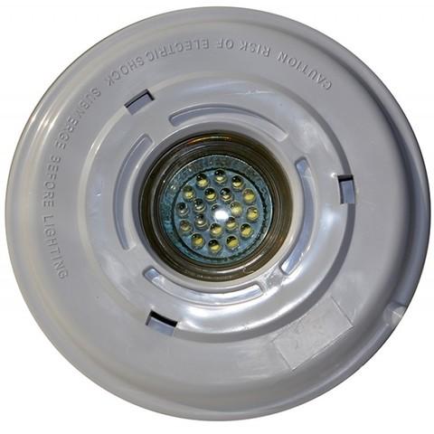 Подводный светильник встраиваемый PA01811N, LED, ABS-пластик, белое свечение, 1,5Вт универсальный POOLKING
