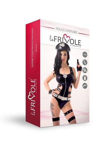 Эротический костюм для ролевых игр Le Frivole Дерзкий коп, размер S