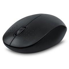 Беспроводная компьютерная мышь Jeqang JW-210, черная, 2.4 GHz, Wireless mouse