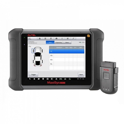 Автосканер Autel MaxiSys MS906TS