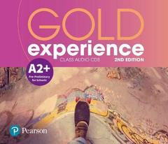 Gold Experience 2ed A2+ Class CD