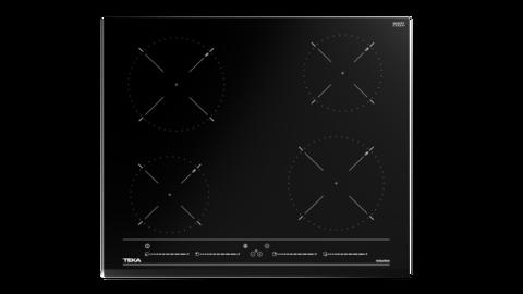 Индукционная варочная панель TEKA  IZC 64010 MSS BLACK