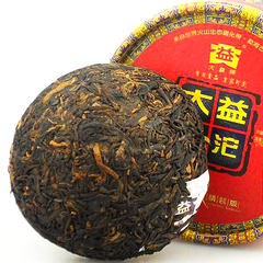 """Мэнхай """"Да И Гонг Туо"""" Шу Пуэр, 2010 год"""