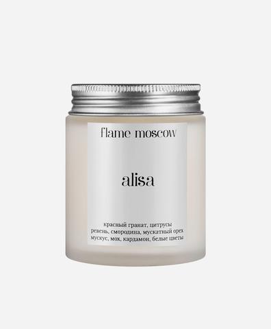 Матовая свеча Alisa