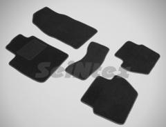 Ворсовые коврики LUX для FORD ECOSPORT