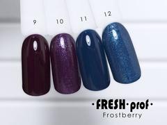 Гель-лак  Fresh prof Frost Berry FB №11