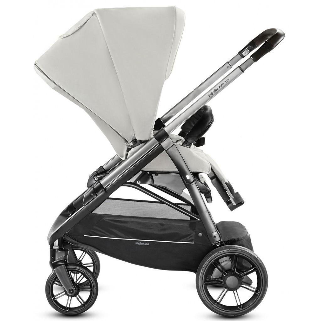 Прогулочная коляска Aptica, цвет CASHMERE BEIGE