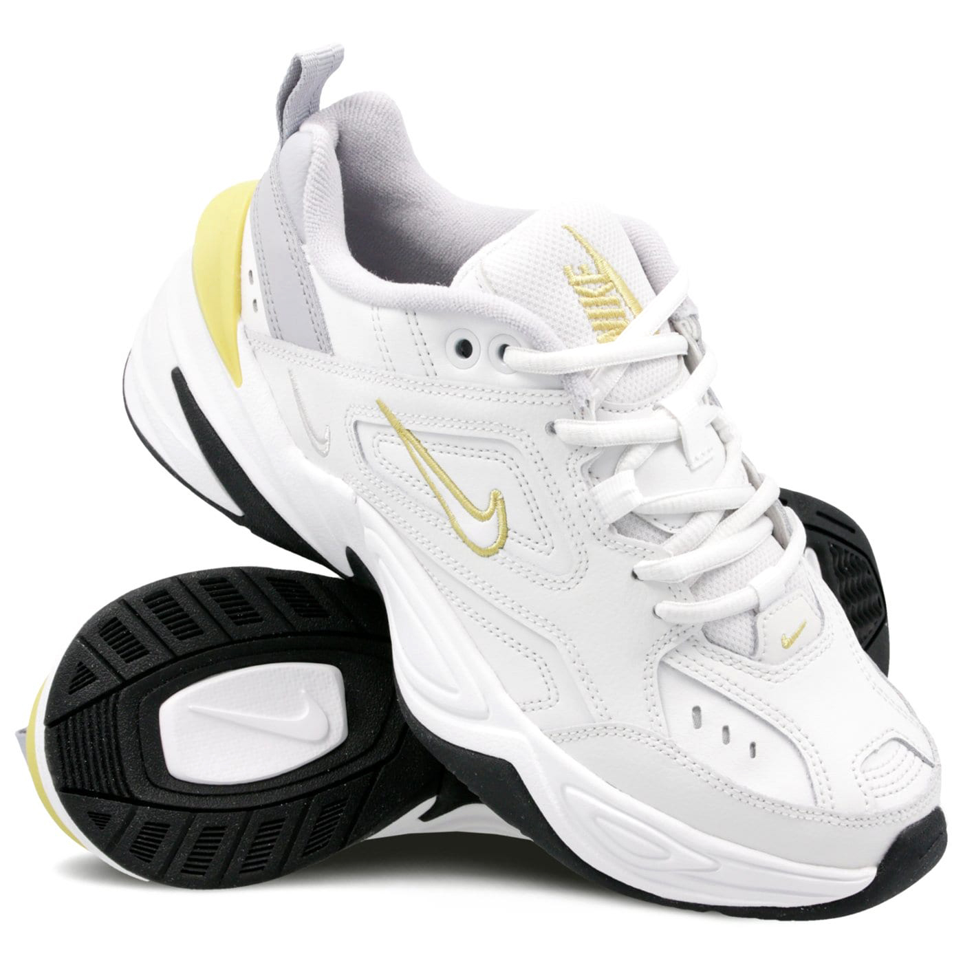 Nike M2K Tekno White/Gold