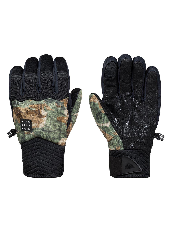 Перчатки Quiksilver Method Glove M GLOV CRE2 GRAPE LEAF_TANENBAUM