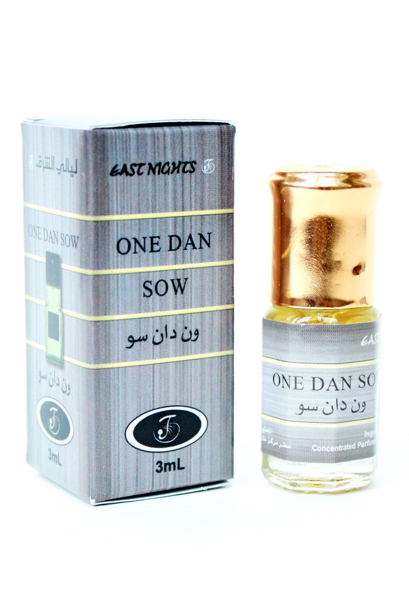 One Dan sow натуральные масляные духи «Султанша моего сердца» 3 мл