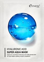 Тканевая маска для лица ГИАЛУРОНОАЯ КИСЛОТА Hyaluronic Acid Super Aqua Mask, 25 мл* 5шт ESTHETIC HOUSE