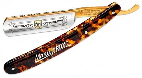 Опасная бритва Boker Manufaktur SOLINGEN 140516 Schildpatt