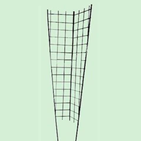 Шпалера-сетка угловая