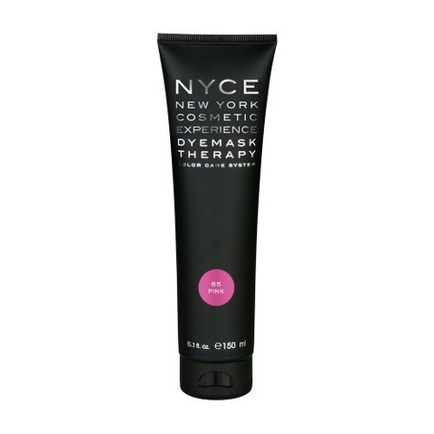 Маска тонирующая Dye Mask Therapy 65 Pink — 150 мл