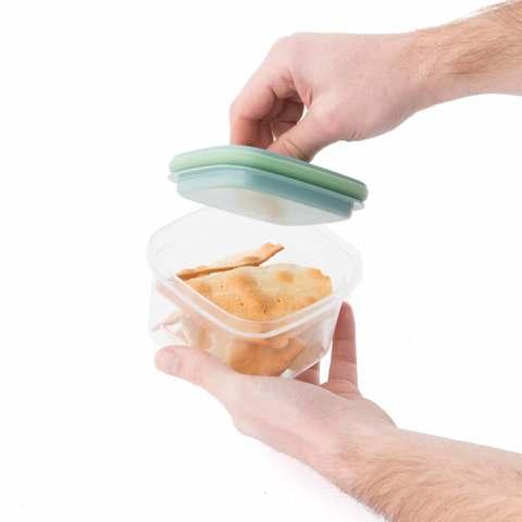 Набор 5пр пищевых контейнеров с герметизирующей крышкой Leo